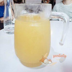 甘蔗檸檬汁
