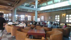 宜蘭伯朗咖啡城堡一館