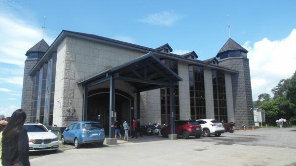 宜蘭伯朗咖啡城堡二館