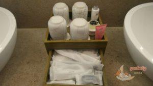 晶泉丰旅浴室備品