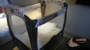 晶泉丰旅嬰兒床