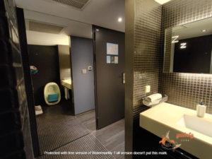 捷絲旅西門館浴室