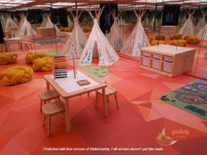 捷絲旅西門館兒童遊戲區