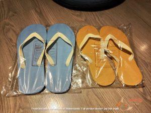 宜蘭捷絲旅拖鞋