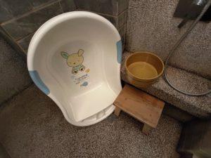 礁溪捷絲旅嬰兒澡盆